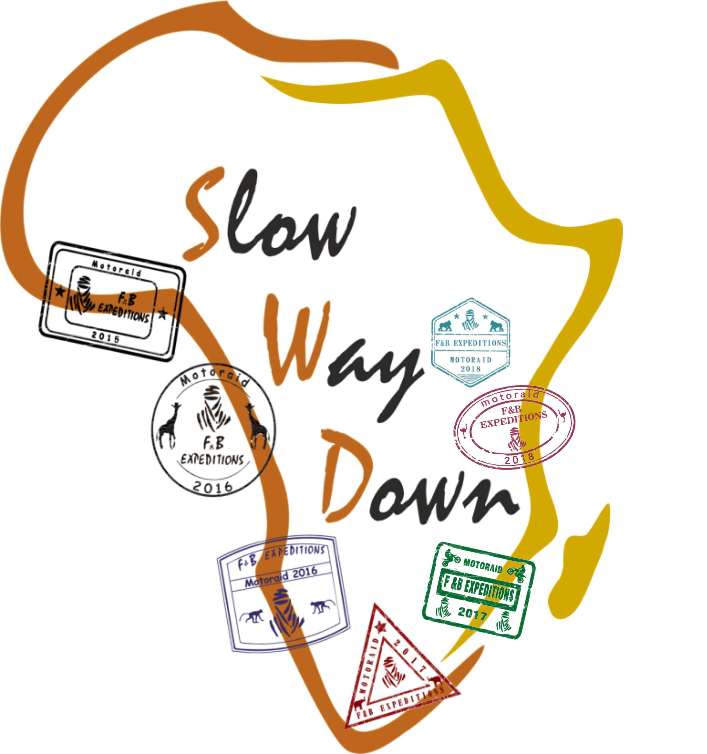 Slow Way Down 2018
